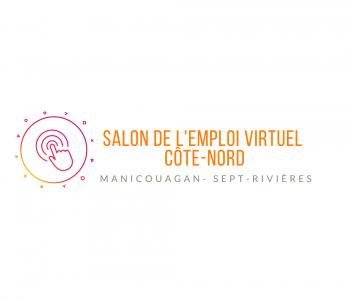 Un premier Salon de l'emploi virtuel pour la Côte-Nord